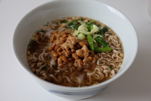 納豆蕎麦3