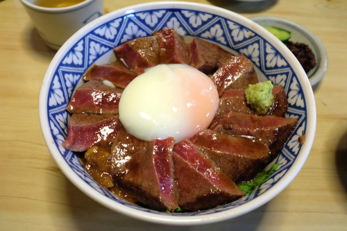 赤牛丼 いまきん食堂